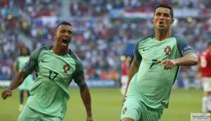Ronaldo Scores Twice As Portugal Draws 3-3 With Hungary